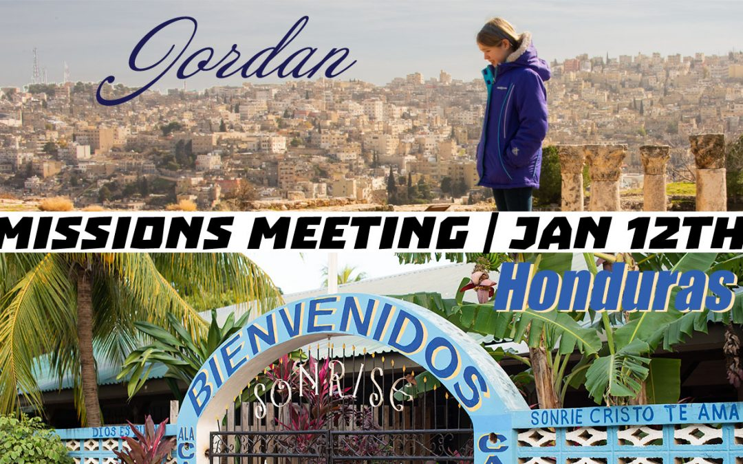 Missions Planning Meeting